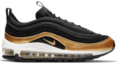 Nike Air Max 97 GS Black  921522-014