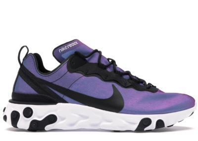 Nike React Element 55 Premium Black BQ9241-002