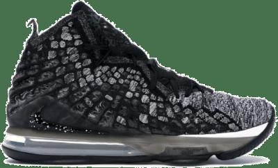 Nike LeBron 17 Black White BQ3177-002