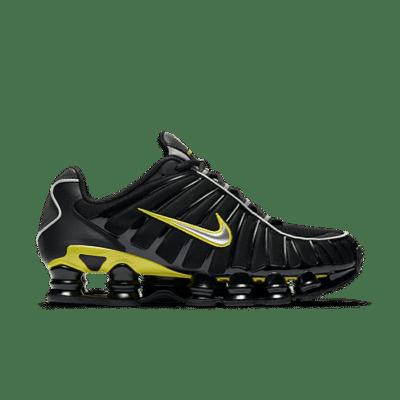 Nike Shox TL Black GEL SHOX TTL BLACK
