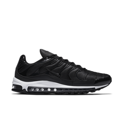 Nike Air Max 97 Plus 'Black & White' Black/White/Anthracite AH8144-001