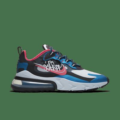 Nike Air Max 270 React COS Blue CT1616-400
