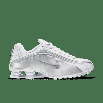 Nike Shox R4 White 104265-131