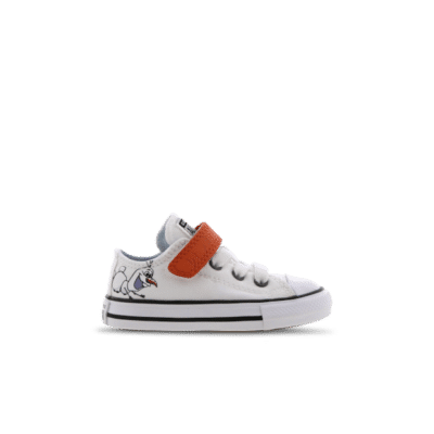 Converse Chuck Taylor All Star X Frozen 2 White 767348C