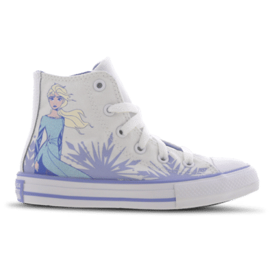 Converse Chuck Taylor All Star X Frozen 2 White 667354C