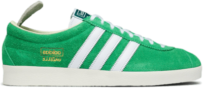 "adidas Originals GAZELLE VINTAGE ""LIME"" EF5577"