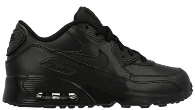 Nike Air Max 90 Leather Black 833414-001