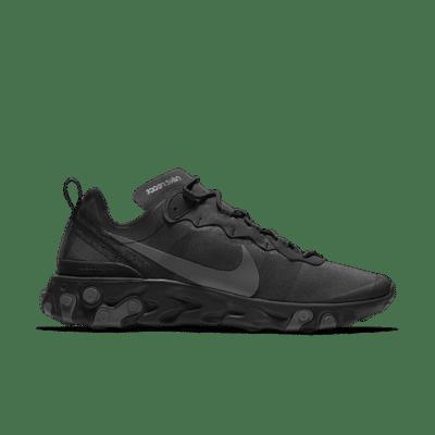 "Nike React Element 55 ""Black"" BQ6166-008"