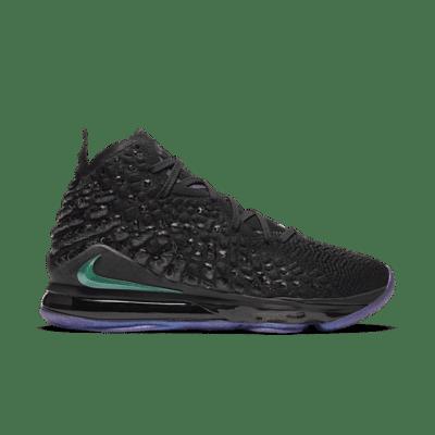 Nike LeBron 17 Black BQ3177-001