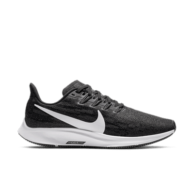 Nike Air Zoom Pegasus 36 Black White (W) AQ2210-004