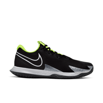 NikeCourt Air Zoom Vapor Cage 4 Black Volt CD0424-001