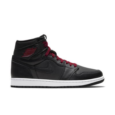 "Air Jordan 1 RETRO HIGH OG ""Black Satin"" 555088-060"