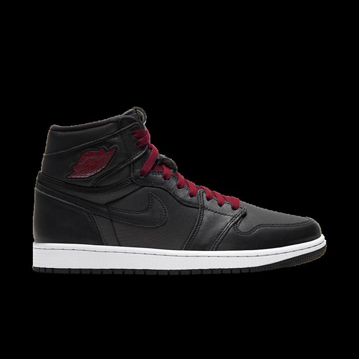 """Air Jordan 1 RETRO HIGH OG """"Black Satin"""" 555088-060"""