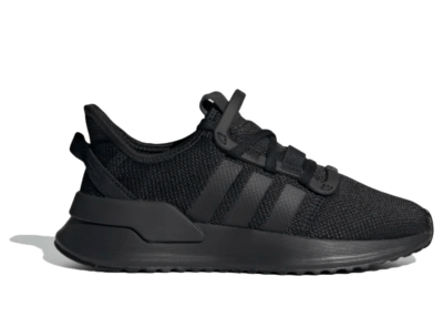 adidas U_Path Run Core Black FW1348