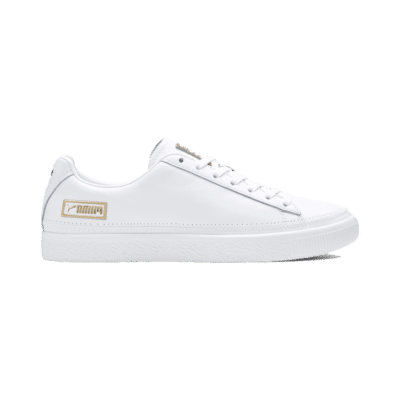 Puma Basket Stitch White 368387 05