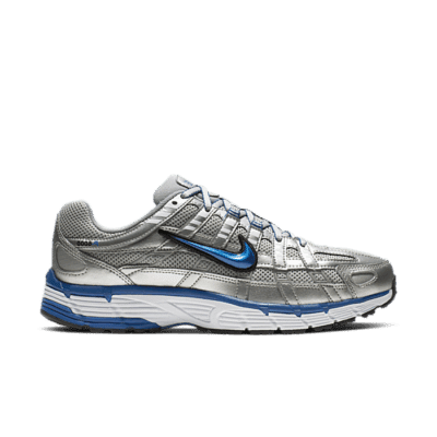 Nike Wmns P-6000 Metallic Silver  BV1021-001