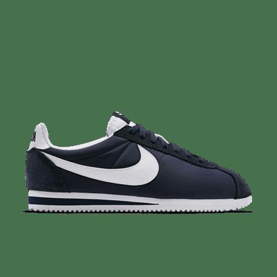 Nike Classic Cortez Nylon Blauw 807472-410