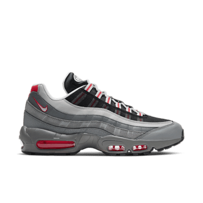 "Nike Air Max 95 Essential ""Track Red"" CI3705-600"