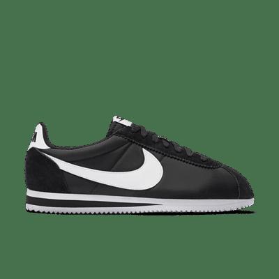 Nike Classic Cortez Nylon Zwart 807472-011