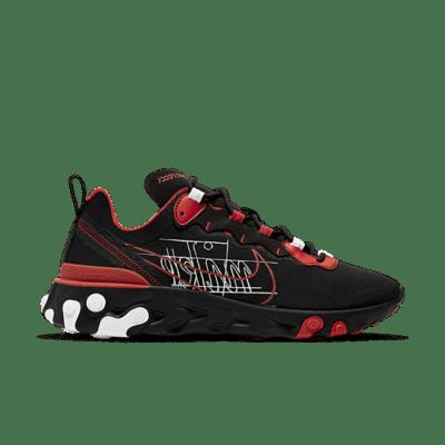 Nike React Element 55 COS Black CK9285-001