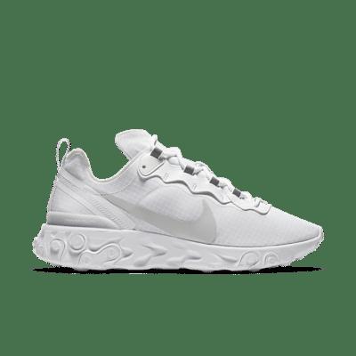 Nike React Element 55 SE White  BQ6167-101