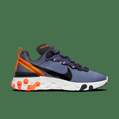"Nike React Element 55 Se ""Midnight Navy"" CI3831-400"