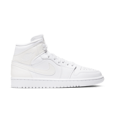 "Jordan Air Jordan 1 Mid ""White"" BQ6472-112"