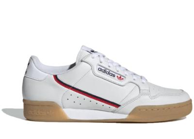 adidas Originals Continental 80 Crystal White  EE5393