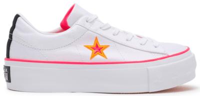 Converse One Star Platform Carnival Colourblock (W) 564389C