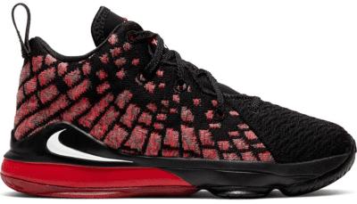 "Nike LeBron 17 ""University Red"" BQ5595-006"