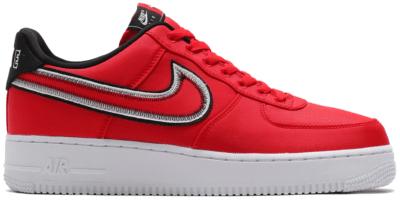 Nike Air Force 1 NBA Red CD0886-600