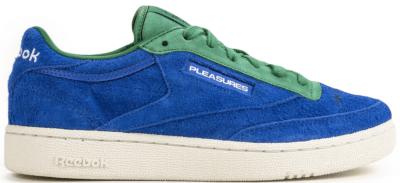 Reebok Club c x Pleasures Blue DV9908