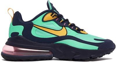 """Nike Air Max 270 React """"Electro Green"""" AO4971-300"""