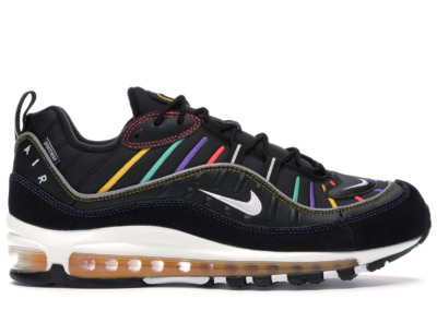 """Nike Air Max 98 Premium """"Kinetic Green"""" BV0989-023"""