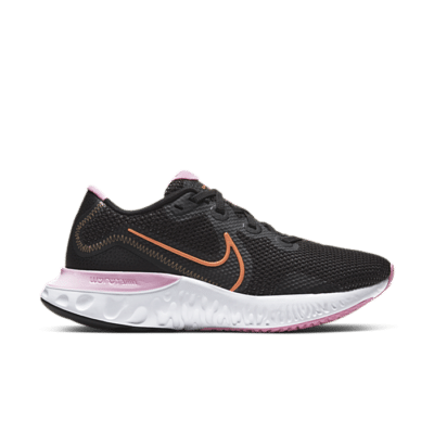 Nike Renew Run Black White Pink (W) CK6360-001