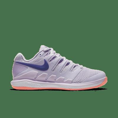 NikeCourt Air Zoom Vapor X Hardcourt Paars AA8027-501