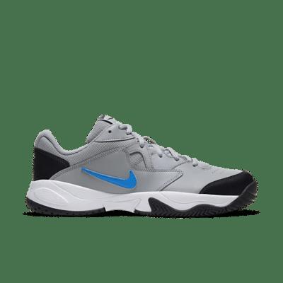 NikeCourt Lite 2 Hardcourt Grijs AR8836-011