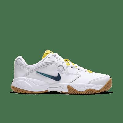 NikeCourt Lite 2 White Oracle Aqua (W) AR8838-102