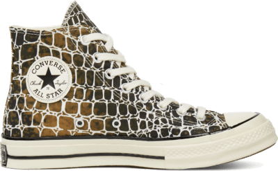 Converse Animal Print Chuck 70 Brown/Egret/Black 167485C