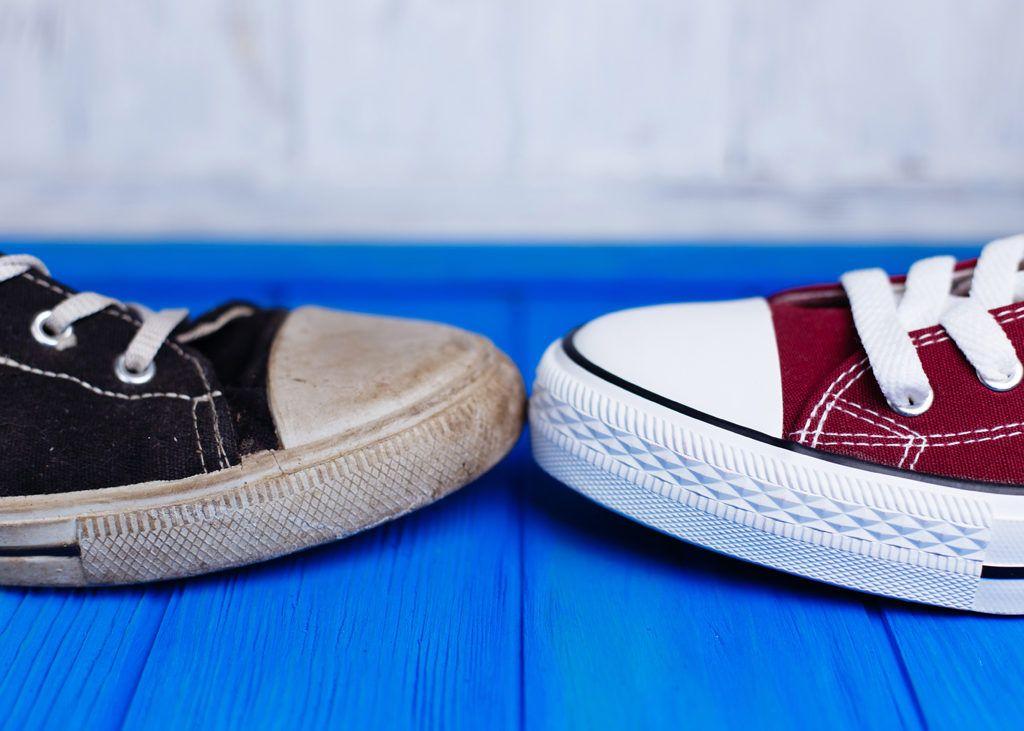 Hoe blijven jouw schoenen zó nieuw?!