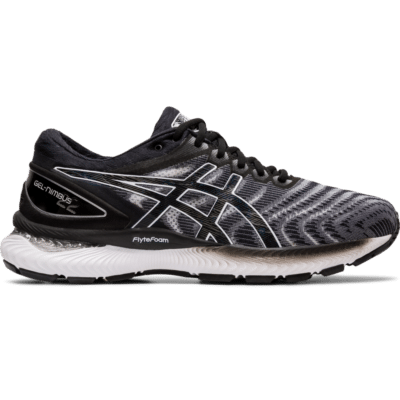 Asics Gel-nimbus™ 22 (wide) White / Black 1011A685.100