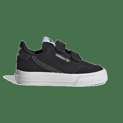 adidas Continental Vulc Core Black EG9101