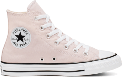Converse Unisex Seasonal Color Chuck Taylor All Star High Top Pink 166263C