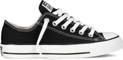 Converse Chuck Taylor All Star Low Top (Breed) Black 167493C