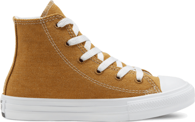 Converse Renew Cotton Chuck Taylor All Star High Top voor kleuters Wheat/Natural/White 366995C