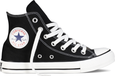 Converse Chuck Taylor All Star High Top (Breed) Black 167491C