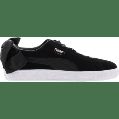 Puma Suede Bow Black 367317 04