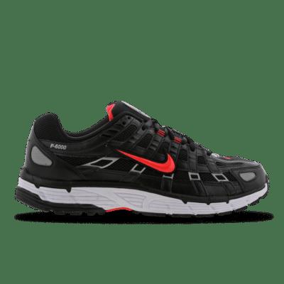 Nike P-6000 Black GEL P-6000