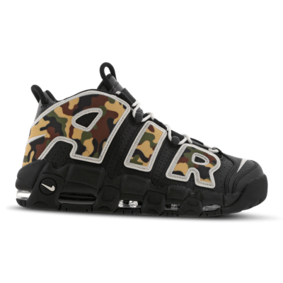 Nike More Uptempo '96 Black CJ6122-XXX