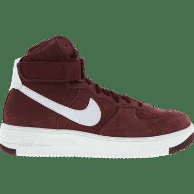 Nike Air Force 1 Ultraforce Hi Red 880854-600